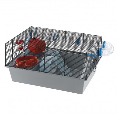 cage milos large cage pour hamster et souris ferplast. Black Bedroom Furniture Sets. Home Design Ideas