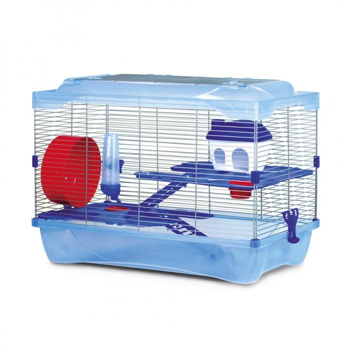cage kleo 42 cage pour hamster kerbl wanimo. Black Bedroom Furniture Sets. Home Design Ideas