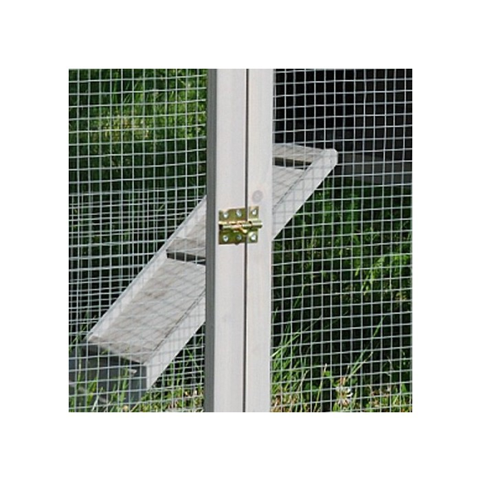 Cage, clapier et enclos rongeur - Clapier Lodge pour rongeurs