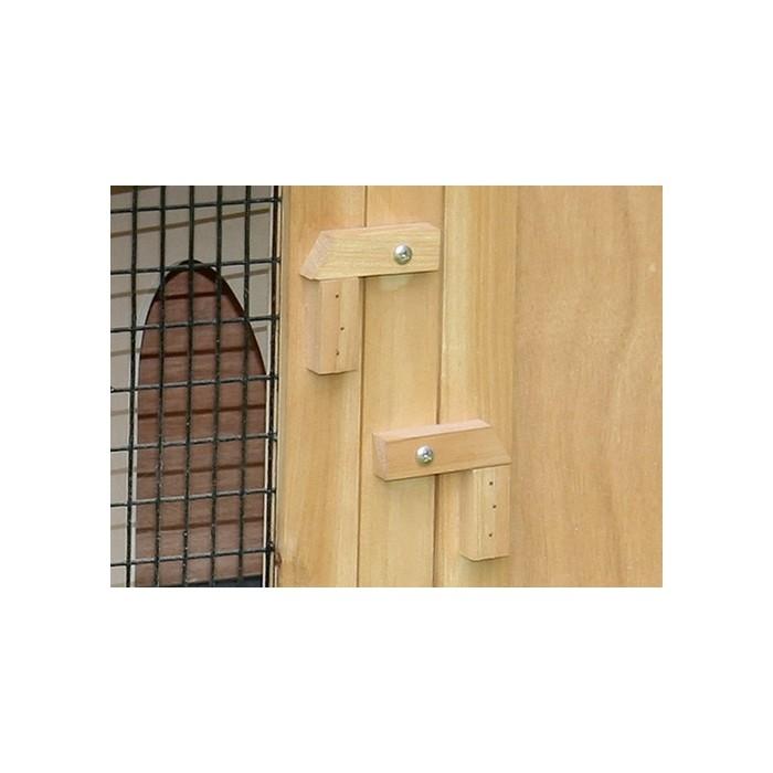 Cage, clapier et enclos rongeur - Clapier Fred pour rongeurs