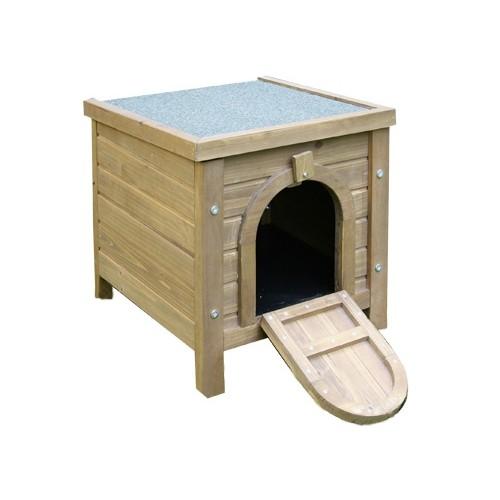 Cage, clapier et enclos rongeur - Maisonnette Outdoor pour rongeurs