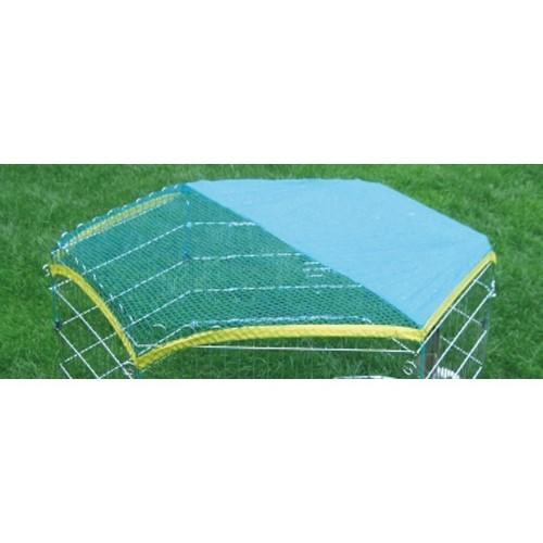 Cage, clapier et enclos rongeur - Enclos 6 panneaux pour rongeurs