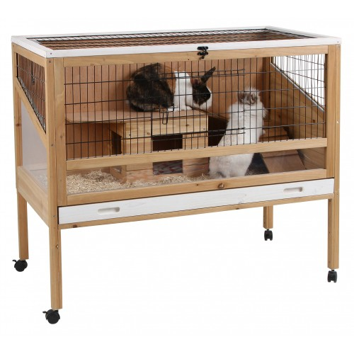 Cage pour rongeur - Cage  Indoor Deluxe Kerbl