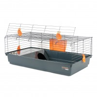 Cage pour lapin et cobaye - Cage Indoor Zolux