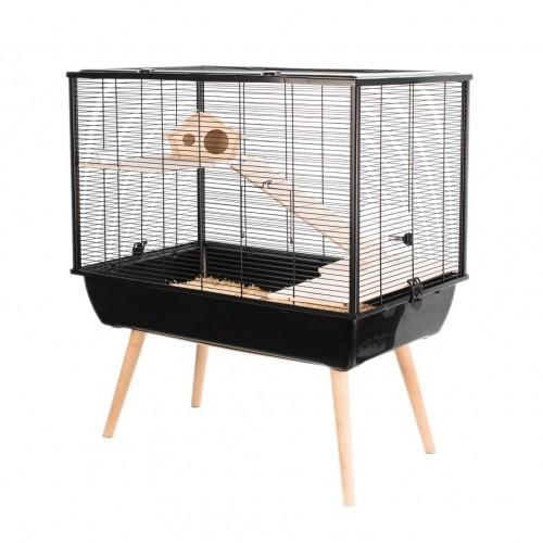 Cage, clapier et enclos rongeur - Cage Neo Silta pour rongeurs