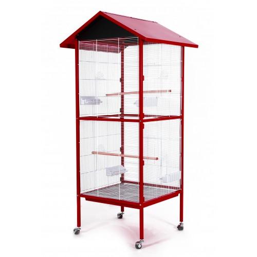 Cage et volière pour oiseau - Volière Lilleau pour oiseaux