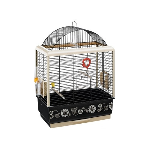 Cage et volière pour oiseau - Cage Palladio 3 décor pour oiseaux