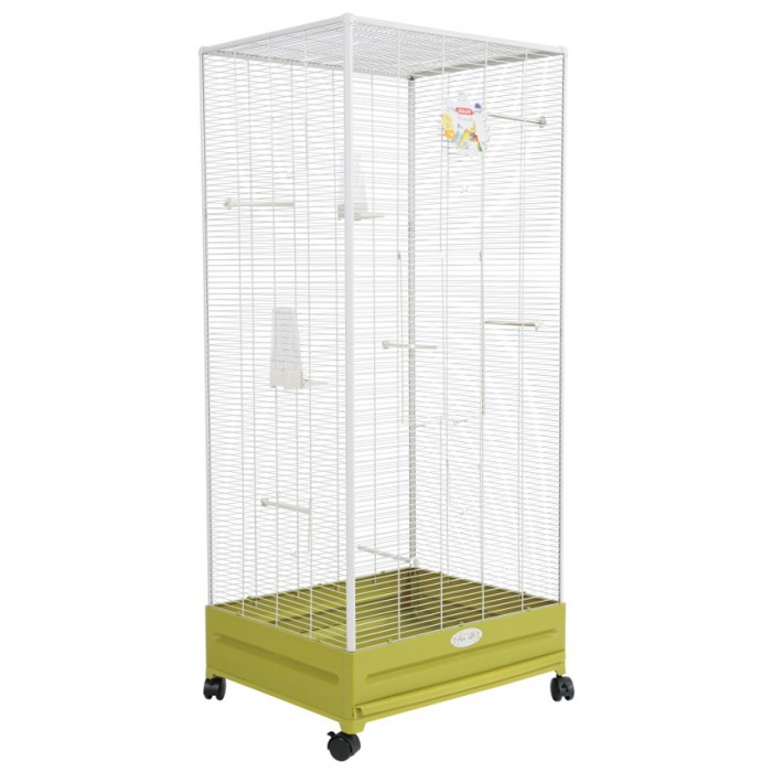 voli re camille zolux cage et voli re pour oiseau wanimo. Black Bedroom Furniture Sets. Home Design Ideas