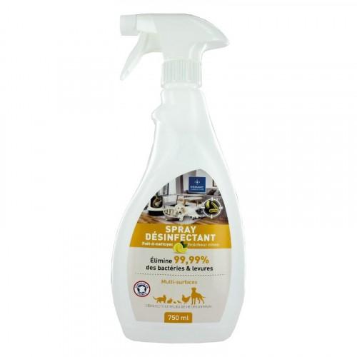 Accessoires chien - Désinfectant Spray Multisurface pour chiens