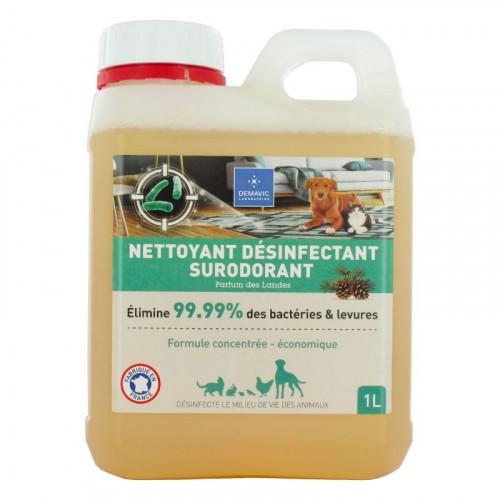 Accessoires chien - Désinfectant Surodorant pour chiens