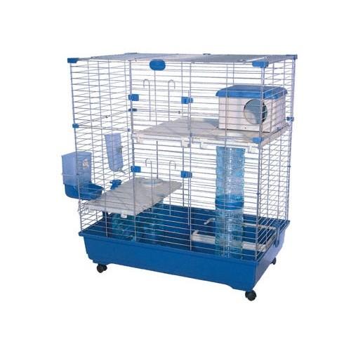 Cage sara 82 cage pour furet ou chinchilla marchioro wanimo - Un furet pour deboucher ...