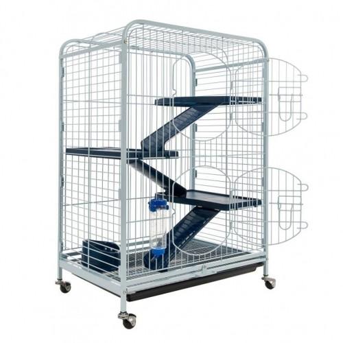 Cage, clapier et enclos rongeur - Cage Tower pour rongeurs