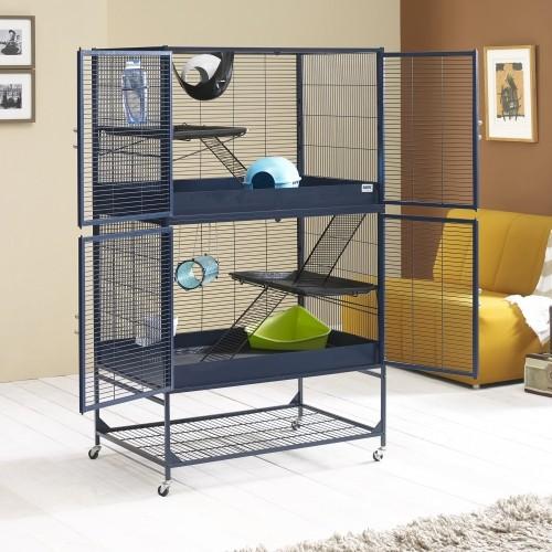 Cage, clapier et enclos rongeur - Cage Suite Royal pour rongeurs