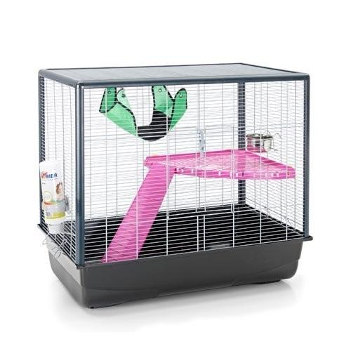 cage zeno knock down cage pour rongeur et furet savic. Black Bedroom Furniture Sets. Home Design Ideas