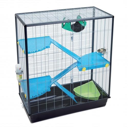 Cage pour furet - Cage Zeno 3 Empire pour furets