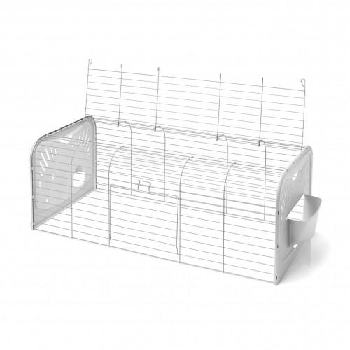 Cage pour furet - Cage Ceasar 3 double pour furets