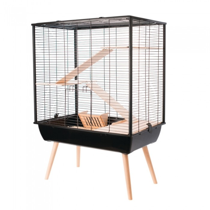 cage neo cosy zolux cage pour rongeur wanimo