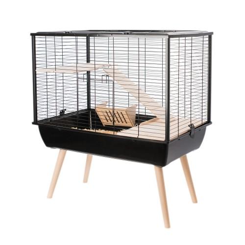 Cage, clapier et enclos rongeur - Cage Neo Muki pour rongeurs