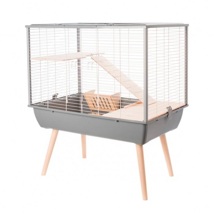 Cage pour furet - Cage Neo Muki pour furets