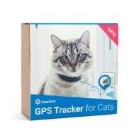 Objet connecté pour chat - Collier traceur GPS pour chat Tractive