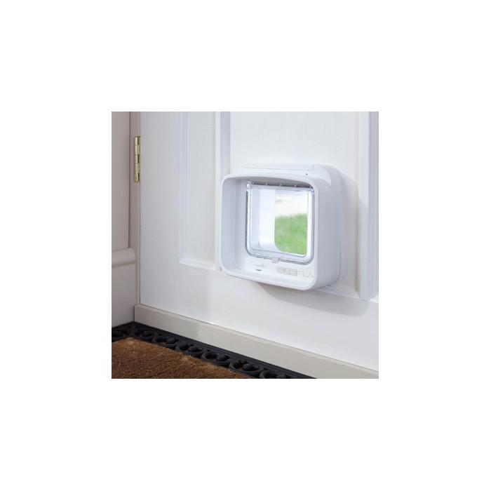 Chatière, sécurité, anti-fugue - Chatière électronique DualScan™ pour chats