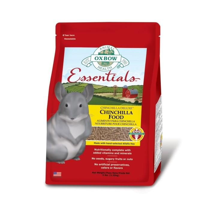 Aliment pour rongeur - Chinchilla Deluxe pour rongeurs