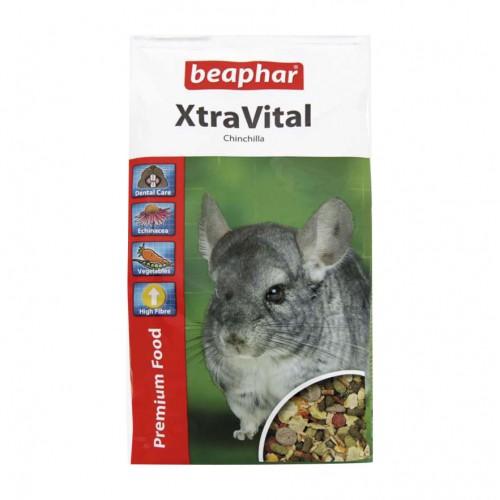 Aliment pour rongeur - XtraVital Chinchilla pour rongeurs