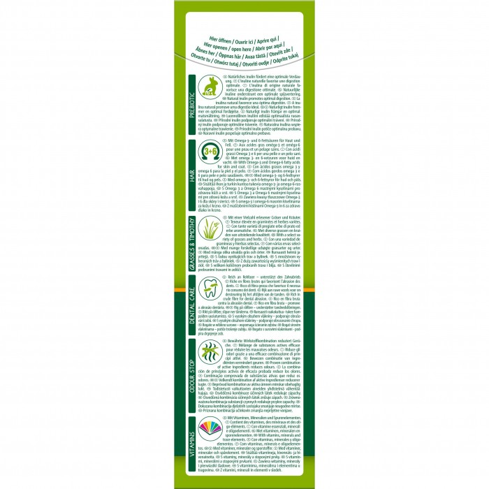 Aliment pour rongeur - Vita Spécial Chinchilla pour rongeurs