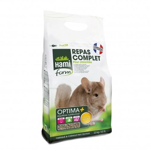 Aliment pour rongeur - Optima + Chinchilla pour rongeurs