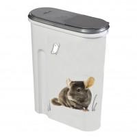 Boîte de stockage pour aliments - Petlife mini container de stockage Curver