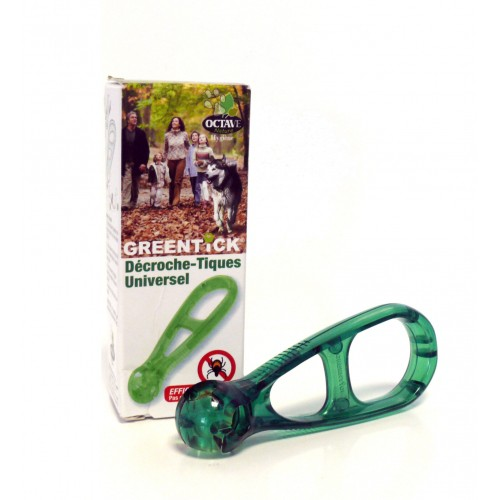 Tiques, puces & vers - Pince à tiques Greentick pour furets