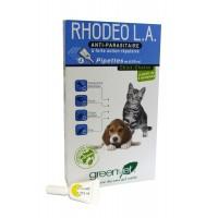 Anti-puces, tiques et moustiques - Rhodeo L.A. chiot et chaton Greenvet