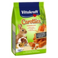 Friandise pour rongeurs - Carotties Vitakraft