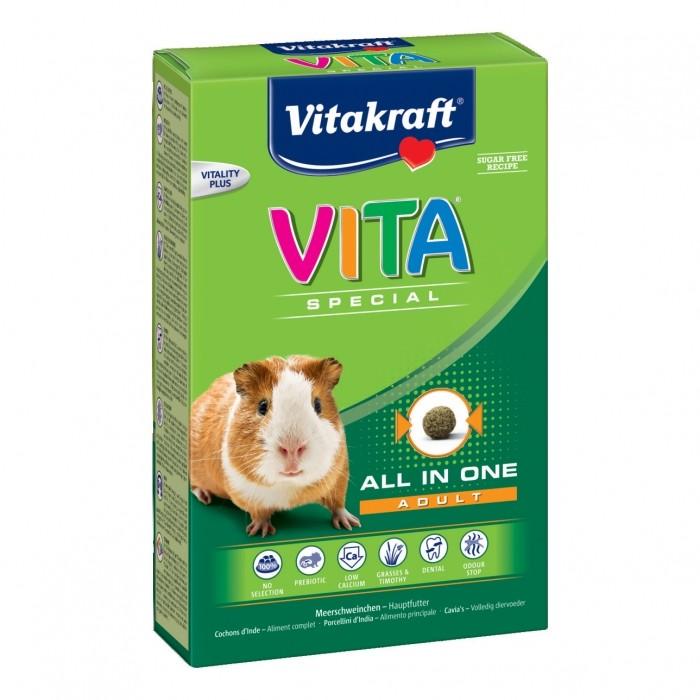 Aliment pour rongeur - Vita Spécial Adulte Cobaye pour rongeurs
