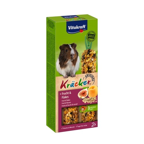 Friandise et complément  - Kräcker Cobaye pour rongeurs