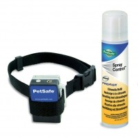 Collier anti-aboiement à spray - Collier anti-aboiement Dog Spray Petsafe