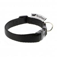 Colliers pour chiens - Colliers Club nylon noir Ferplast