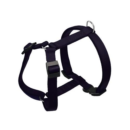 Collier, laisse et harnais - Harnais Champion Noir pour chiens