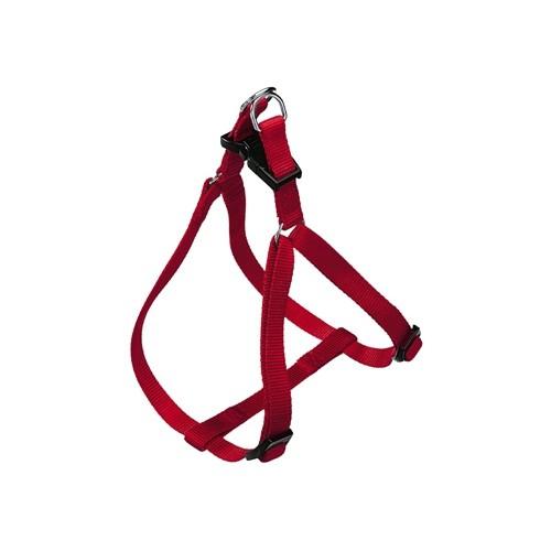 Collier, laisse et harnais - Harnais Easy Rouge pour chiens