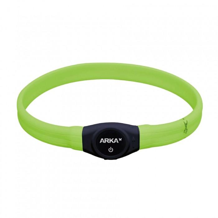 Collier lumineux USB ajustable