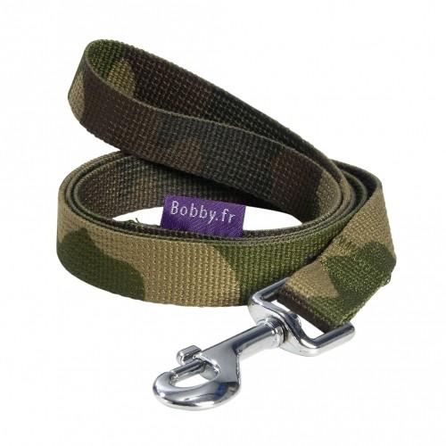 Collier, laisse et harnais - Laisse camouflage pour chiens