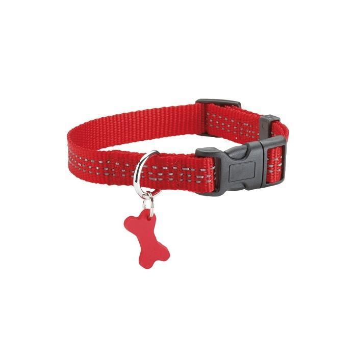 Collier, laisse et harnais - Collier réfléchissant Safe pour chiens