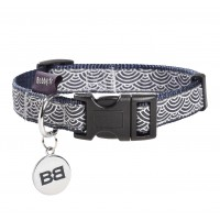 Collier pour chien - Collier Seigaiha Bobby