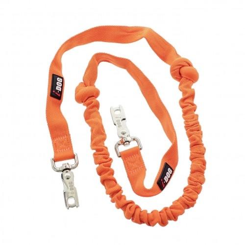 Collier, laisse et harnais - Laisse de traction Canicross One pour chiens