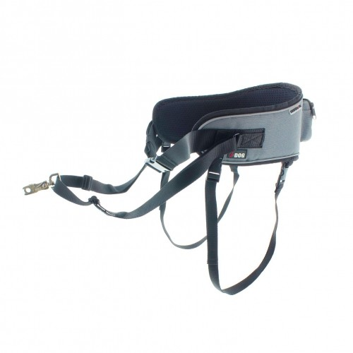 Sports Canins - Ceinture baudrier Canicross Style pour chiens