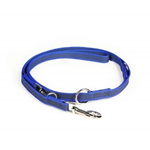 Collier, laisse et harnais - Laisse antidérapante Color & Gray pour chiens