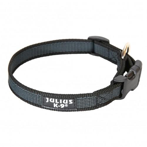 Collier, laisse et harnais - Collier Color & Gray pour chiens