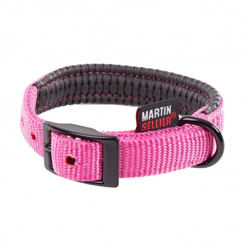 Collier pour chien - Collier Confort - Rose Martin Sellier