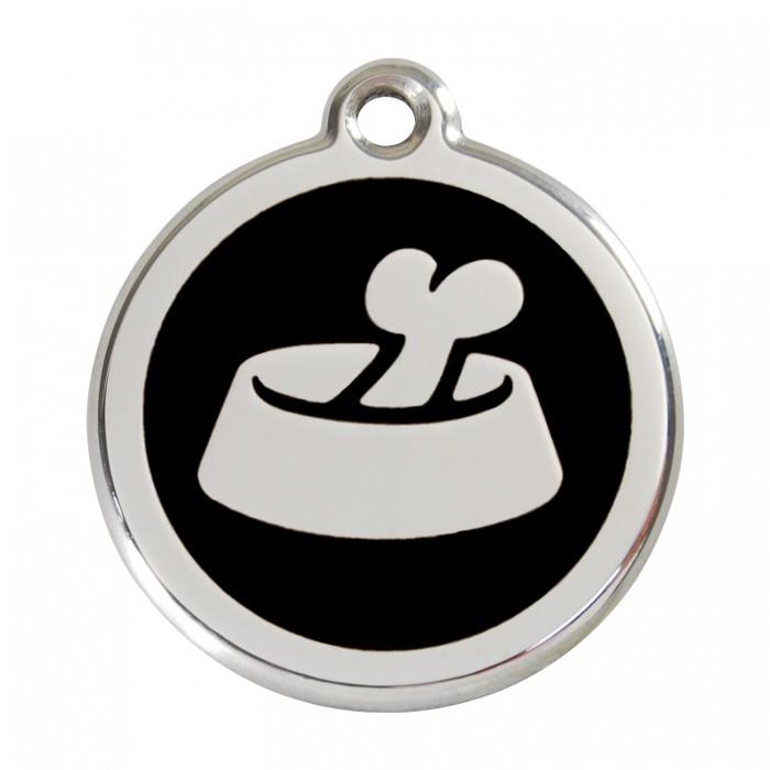 Médaille personnalisable motif Gamelle Os
