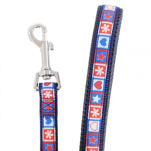Collier, laisse et harnais - Laisse Fashion pour chiens